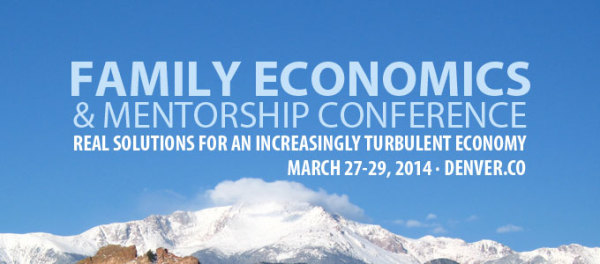 Come See Us at the 2014 Family Economics Conference!
